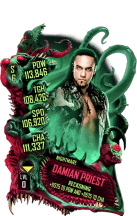 SuperCard DamianPriest S6 28 Nightmare