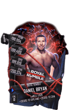 SuperCard DanielBryan S6 31 RoyalRumble Event