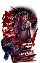 SuperCard EmberMoon S6 31 RoyalRumble