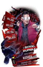 SuperCard Kushida S6 31 RoyalRumble