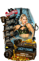 SuperCard LaceyEvans S6 32 WrestleMania36