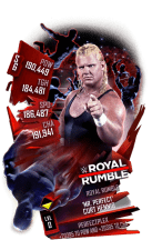 SuperCard MrPerfect S6 31 RoyalRumble