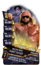 SuperCard RandySavage S6 30 Vanguard Event