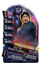 SuperCard RickySteamboat S6 31 RoyalRumble Event