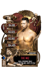 SuperCard TheMiz S6 30 Vanguard Valentine