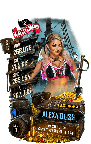 SuperCard AlexaBliss S6 32 WrestleMania36