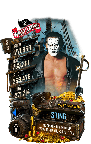 SuperCard Sting S6 32 WrestleMania36