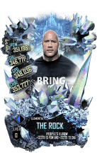 SuperCard TheRock S6 33 Elemental