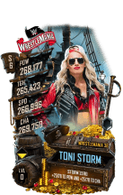 SuperCard ToniStorm S6 32 WrestleMania36