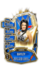 SuperCard Bayley S6 33 Elemental Title