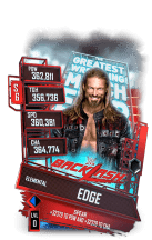 SuperCard Edge S6 33 Elemental MITB