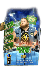 SuperCard Otis S6 32 WrestleMania36 MITB