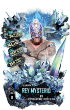 SuperCard ReyMysterio S6 33 Elemental