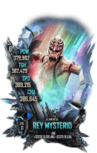 SuperCard ReyMysterio S6 33 Elemental Event