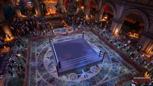 WWE 2K Battlegrounds Match Types - List of Matches So Far including Royal Rumble, Steel Cage and more!