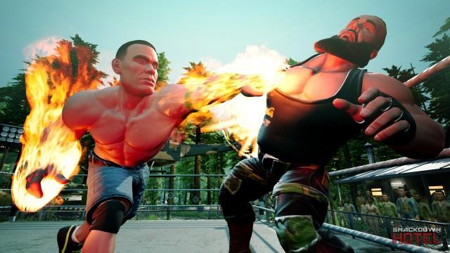 WWE 2K Battlegrounds Classes Guide: Combos List Controls, Special Moves & Attributes