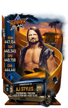 SuperCard AJStyles S6 34 SummerSlam20