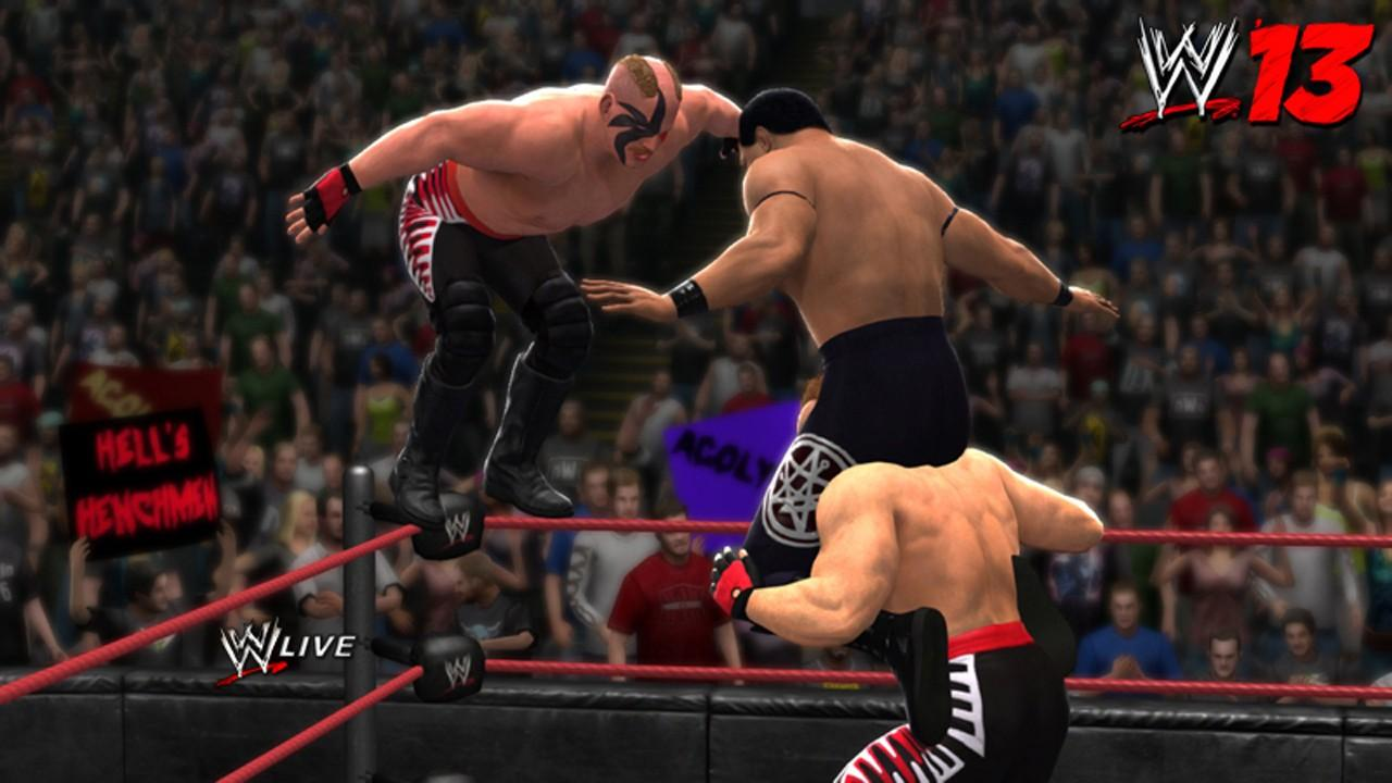 WWE13 RoadWarriors