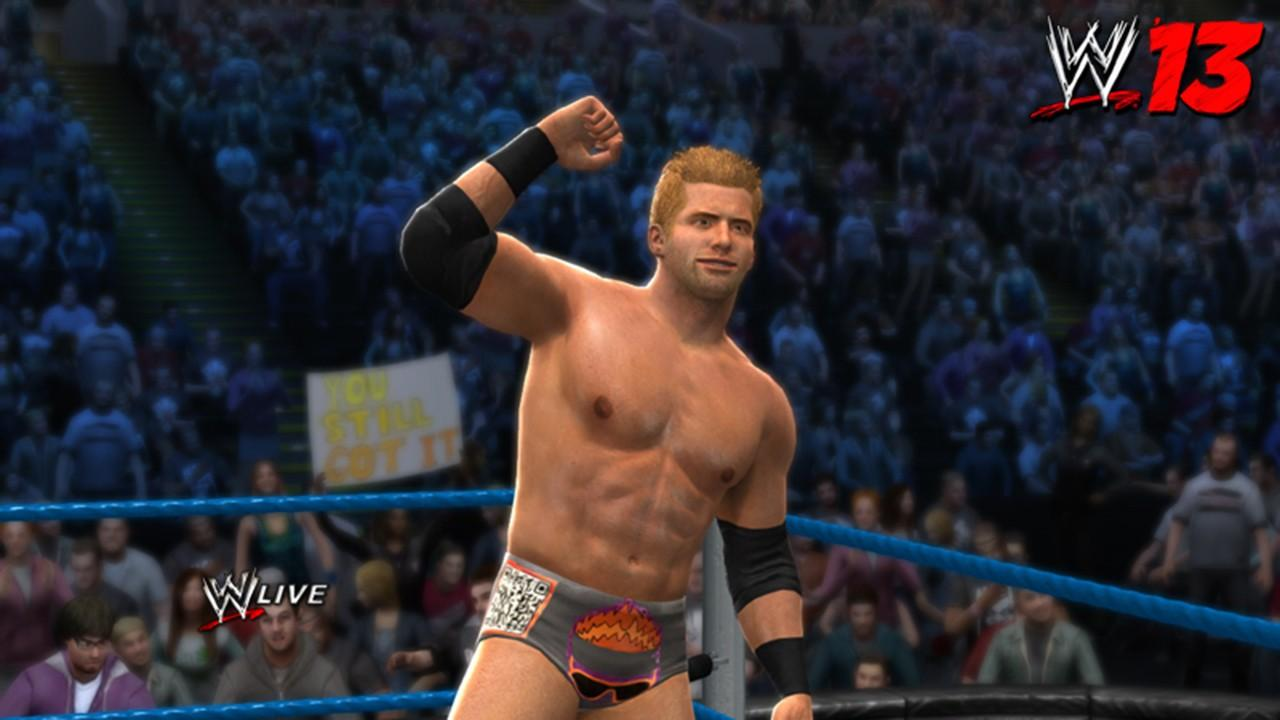 Wwe 13 Zack Ryder – HD Wallpapers