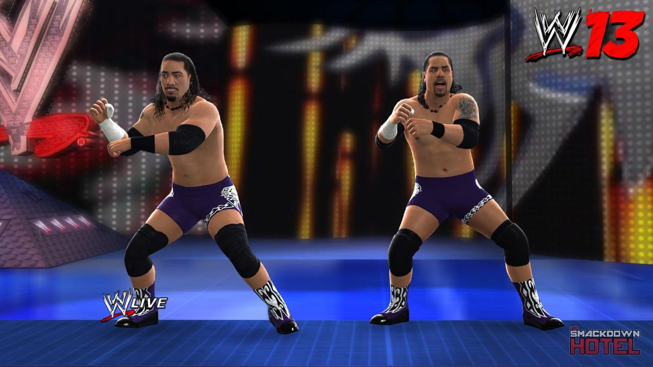 Wwe Layla And Jey Uso Wwe '13 coverage