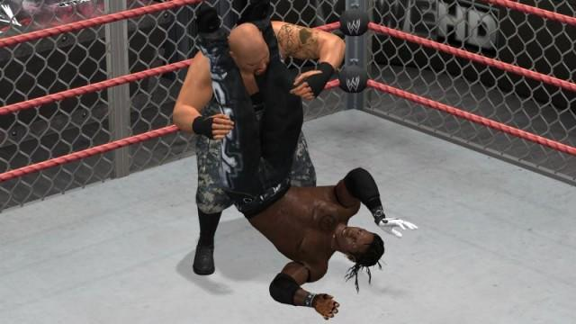 SvR2011 HIAC Truth Gallows