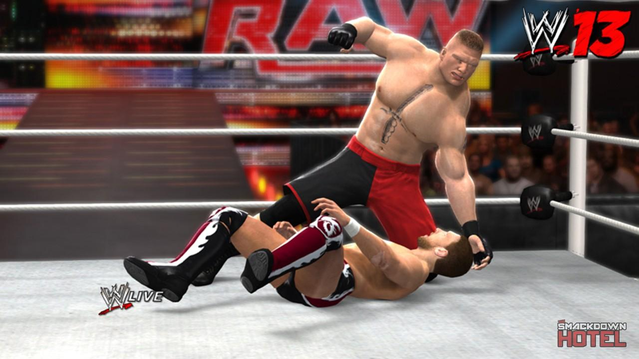 WWE '13: 9 New Screenshots featuring Edge, Ted DiBiase, Cactus Jack, Billy Gunn and more