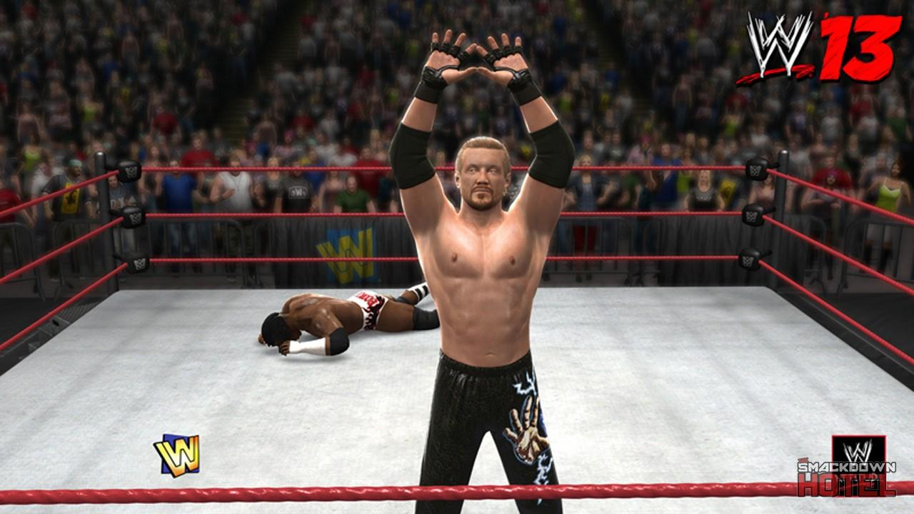 WWE '13: 6 New Screenshots featuring DDP, Too Cool, Gangrel and more DLC characters