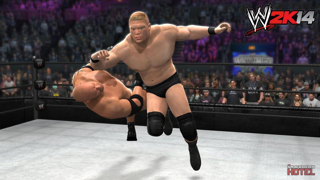 history of wwe games brock lesnar the evolution of the
