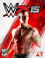 WWE2K15 Cover Official