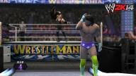 WWE2K14 Defend Streak