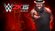 WWE2K15 Wallpaper BrayWyatt
