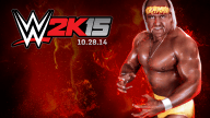 WWE2K15 Wallpaper HulkHogan