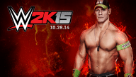 WWE2K15 Wallpaper JohnCena