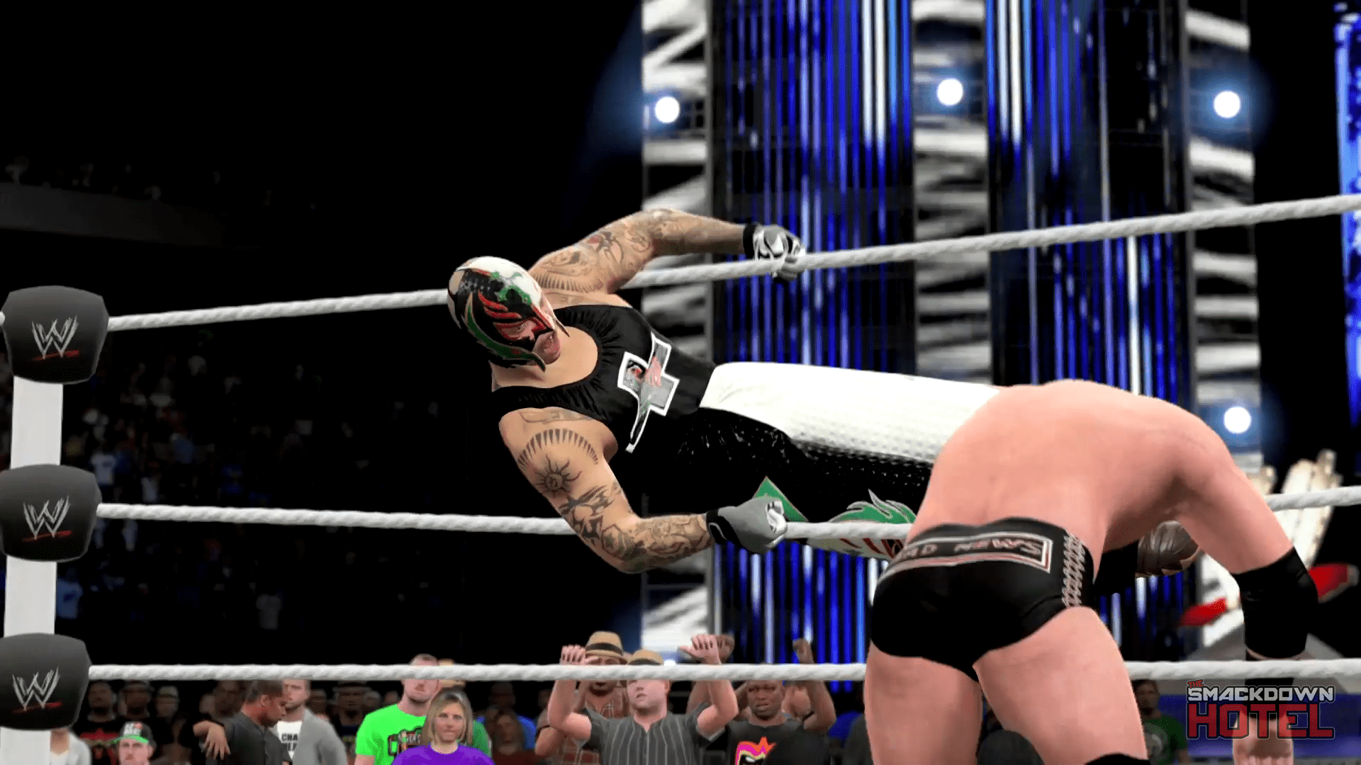 Rey mysterio wwe 2k15 roster - Wwe 619 images ...