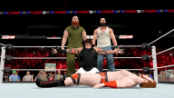 WWE2K15 Trailer WyattFamily2