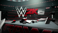 WWE2K15 Wallpaper Logo