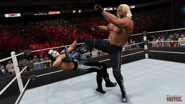 WWE2K15 PC HoganSting
