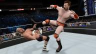 WWE2K15 PC SheamusKick