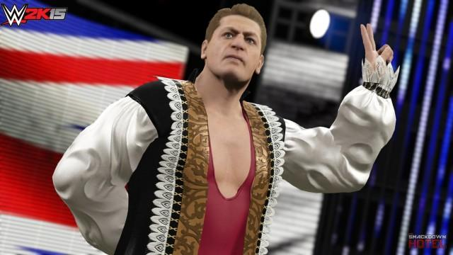WWE2K15 Regal