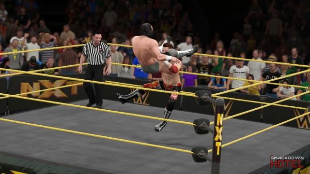 WWE 2K15 DLC: New Moves Pack Released - with Trailer & 6 New Screenshots