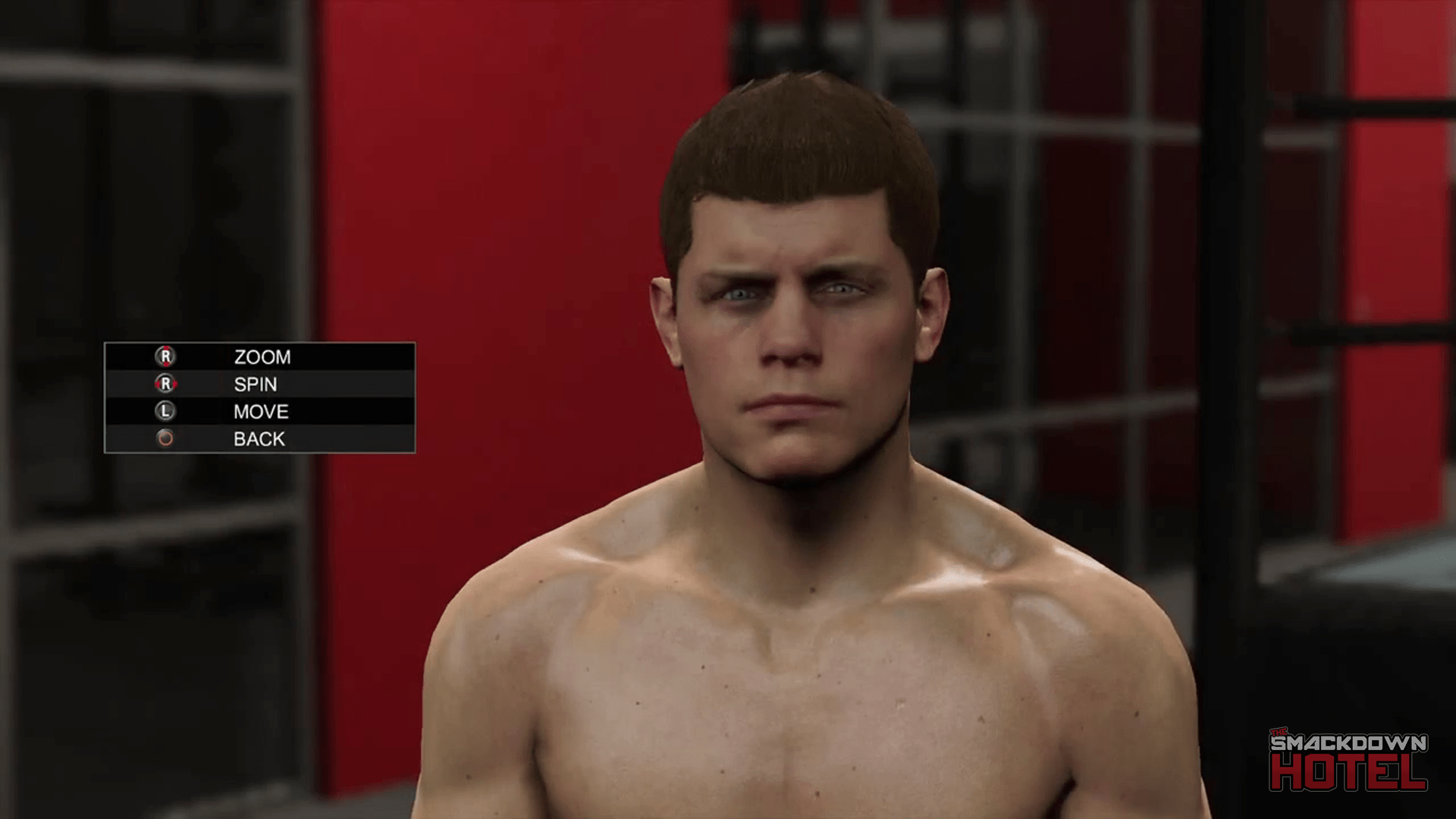 Cody Rhodes WWE 2K15 Roster