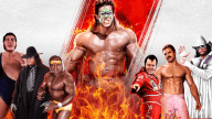 WWE2K15 Wallpaper DLCWarrior