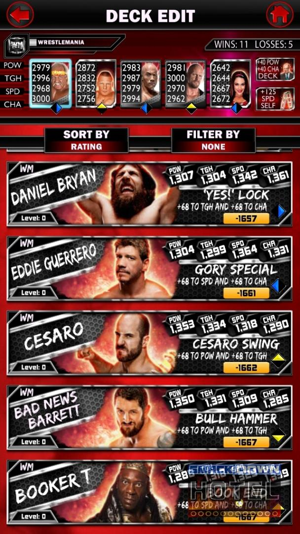 Supercard WMCards