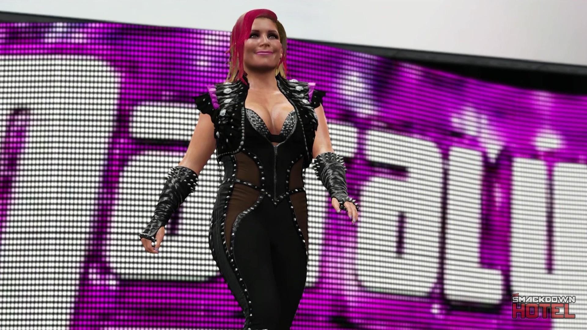 WWE2K16 Trailer Natalya