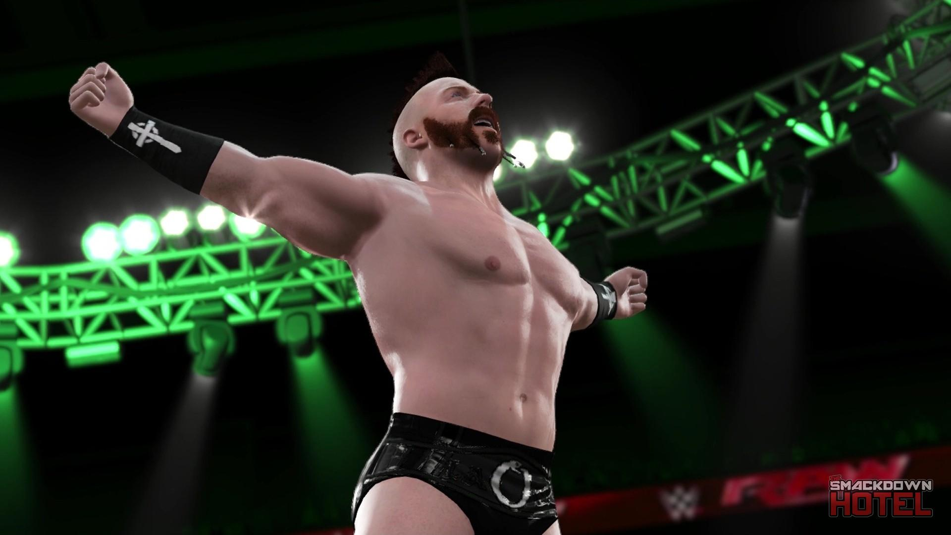 WWE2K16 Trailer Sheamus
