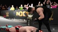 WWE2K16 Career Attacked2