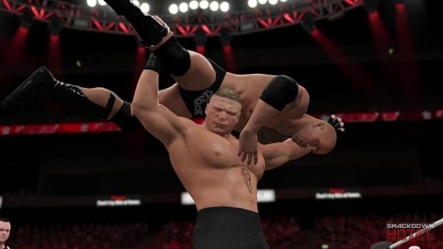 WWE 2K16 Available For Free on Xbox One from June 16th to 19th