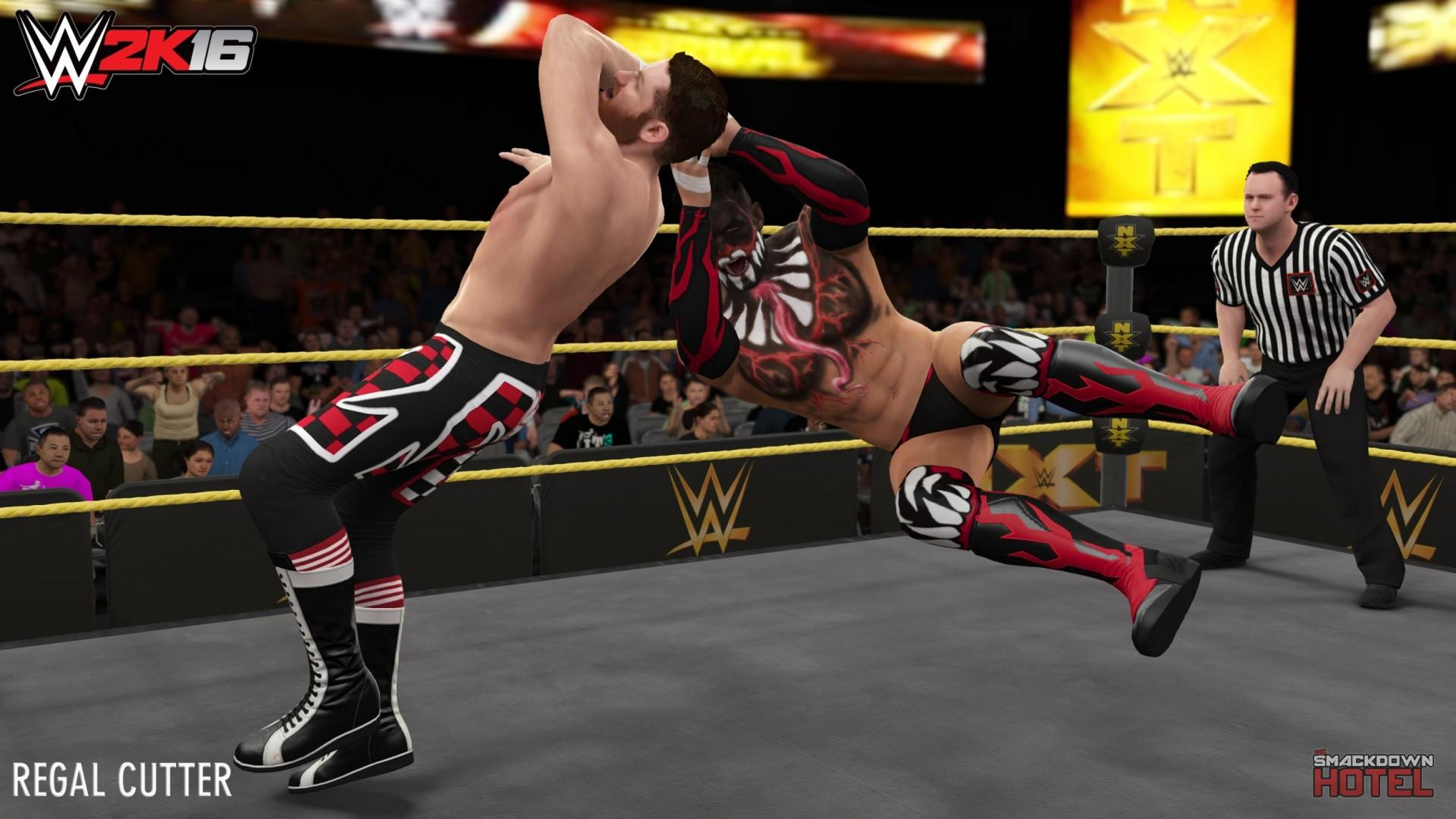 wwe 2k16 new moves pack dlc out trailer screenshots and