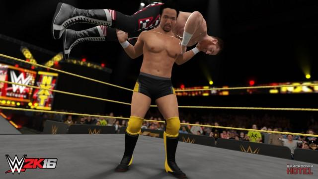 WWE2K16 PC Hideo Itami