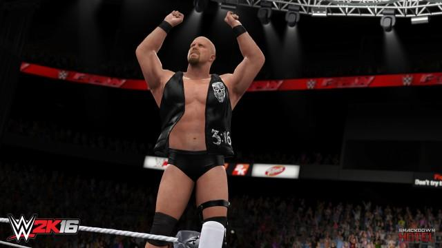 WWE 2K16 Officially Announced for PC - Coming in March! (feat. 12 New PC Screenshots)